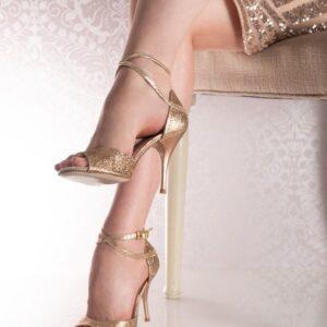 Emily W_B Glitter Pink Gold