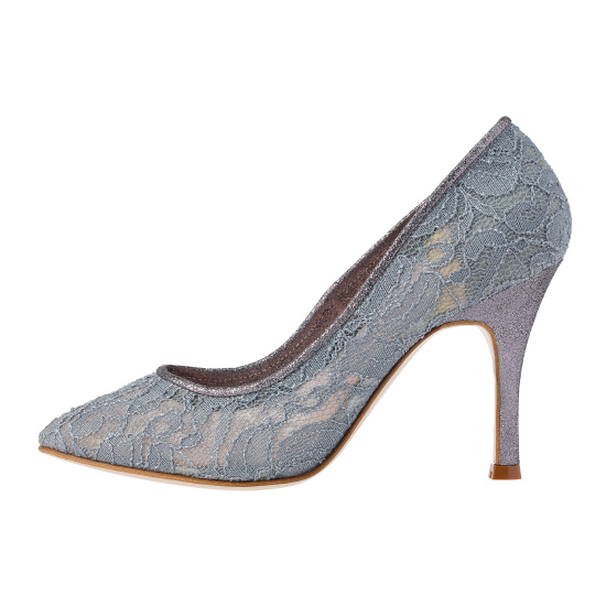 ZP_Laura Glay Lace Silver Lame